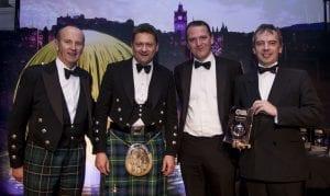 Celtic Renewables Ltd wins much coveted Scottish Green Energy 'Best Innovation' Award