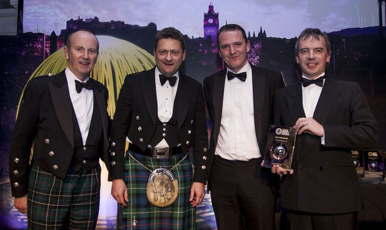 Celtic Renewables Ltd wins much coveted Scottish Green Energy 'Best Innovation' Award