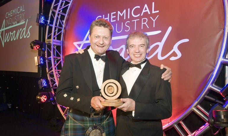 Celtic Renewables Ltd Wins Prestigious GSK Innovation Award at Chemical Industry Awards