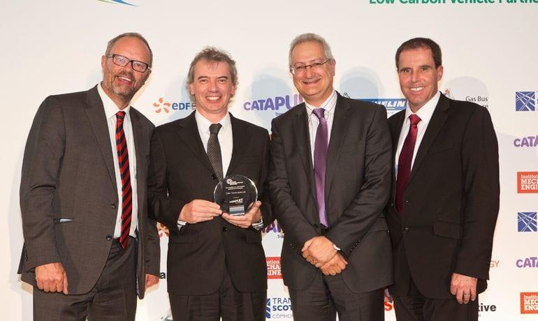 Celtic Renewables Ltd Wins Top Motor Industry Sustainability Award