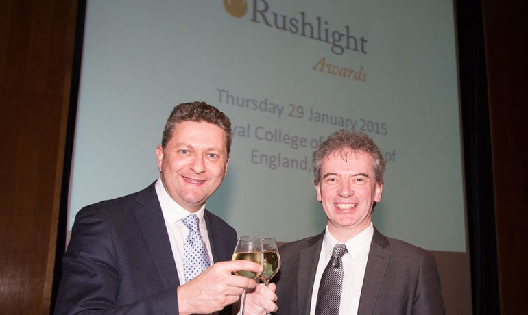 Celtic renewables at Rushlight Awards