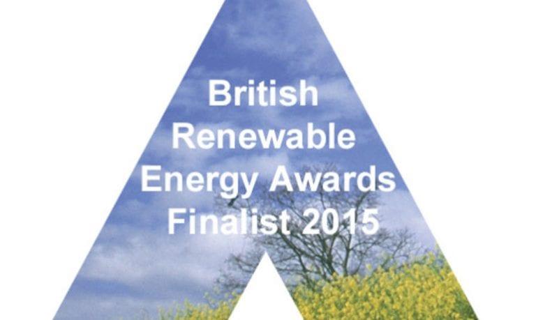British Renewables Energy Awards 2015