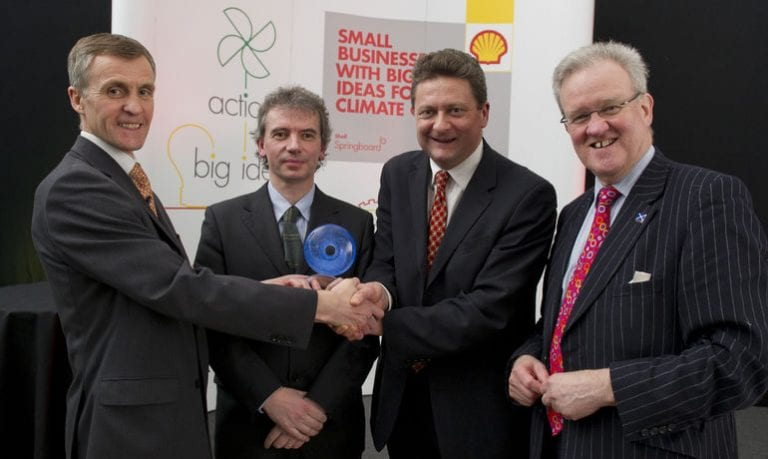 Shell springboard awards
