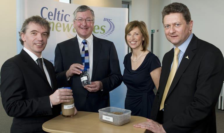 Scottish Minister Launches Celtic Renewables Ltd